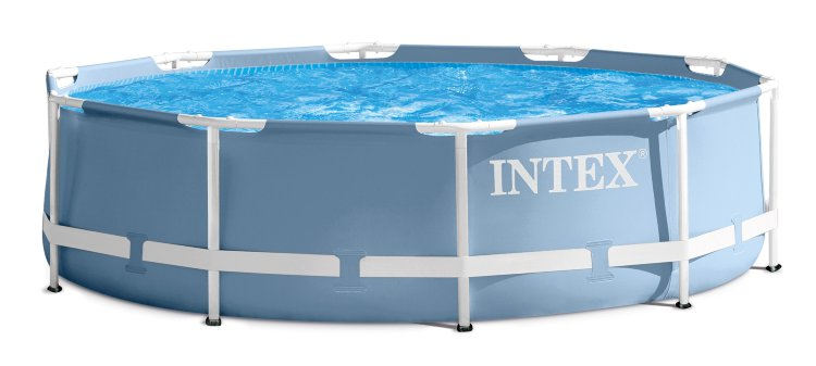 Каркасный бассейн 305х76см, Prism Frame Pool intex 26700